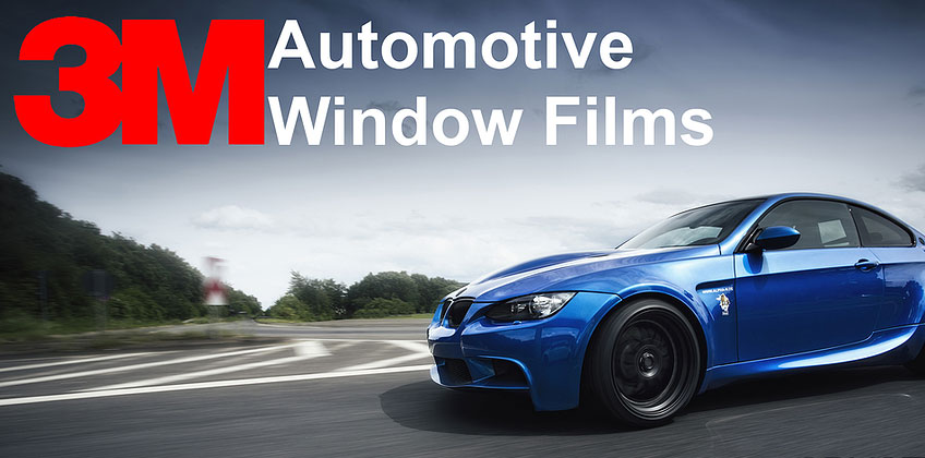 3M car window Tinting