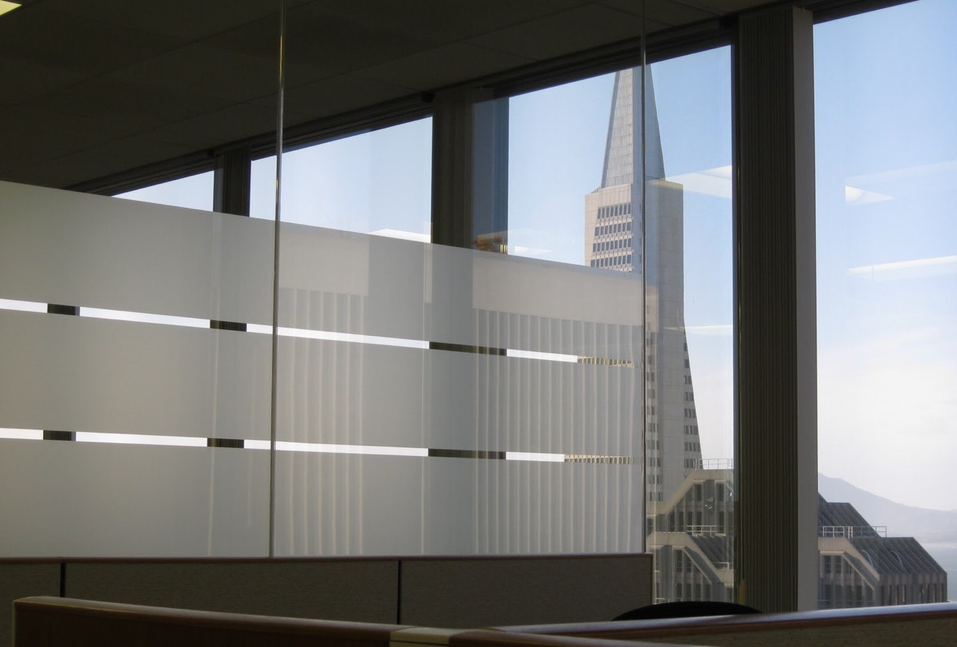Frosted Window Films - Solution For Your Privacy & Security Concerns